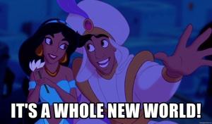 1minutesalsa its-a-whole-new-world